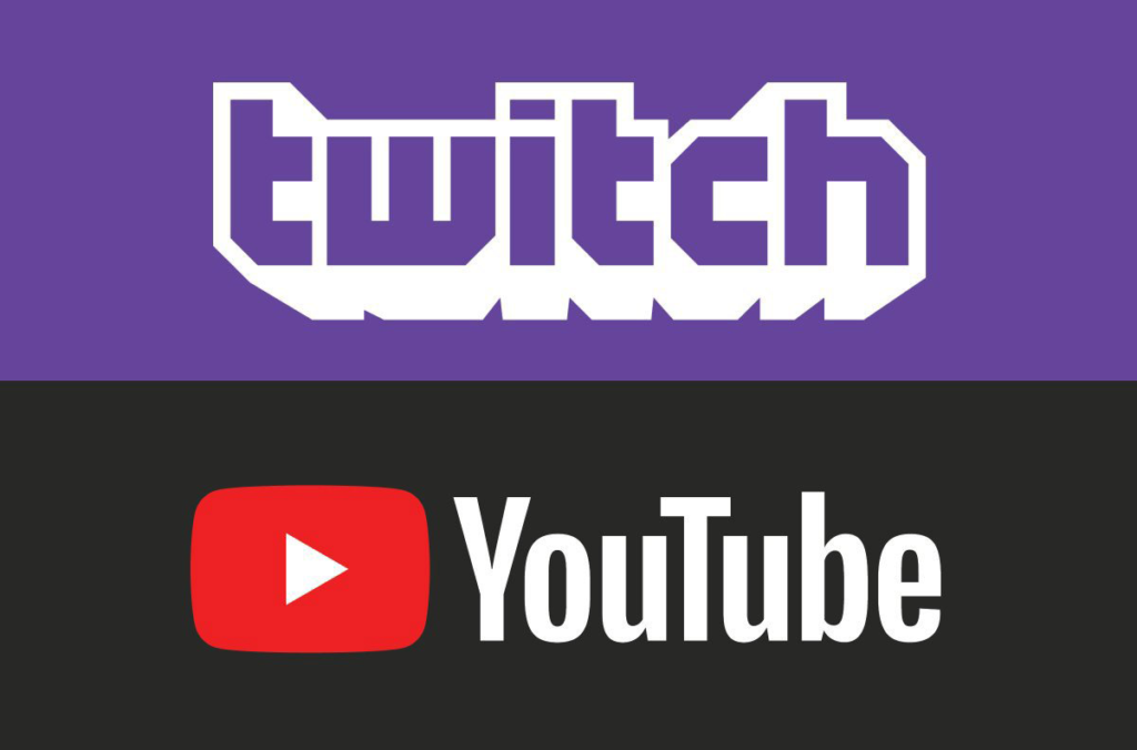 Twitch & Youtube