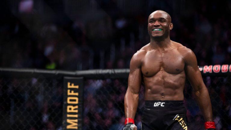 Камару Усман UFC