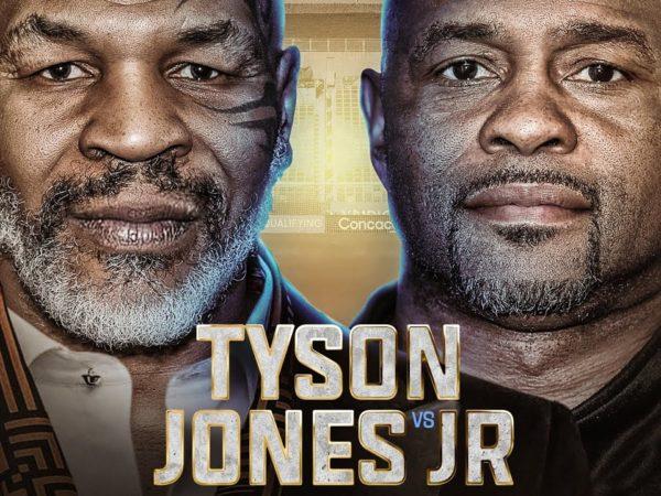 Майк Тайсон против Роя Джонса: бой 28 ноября