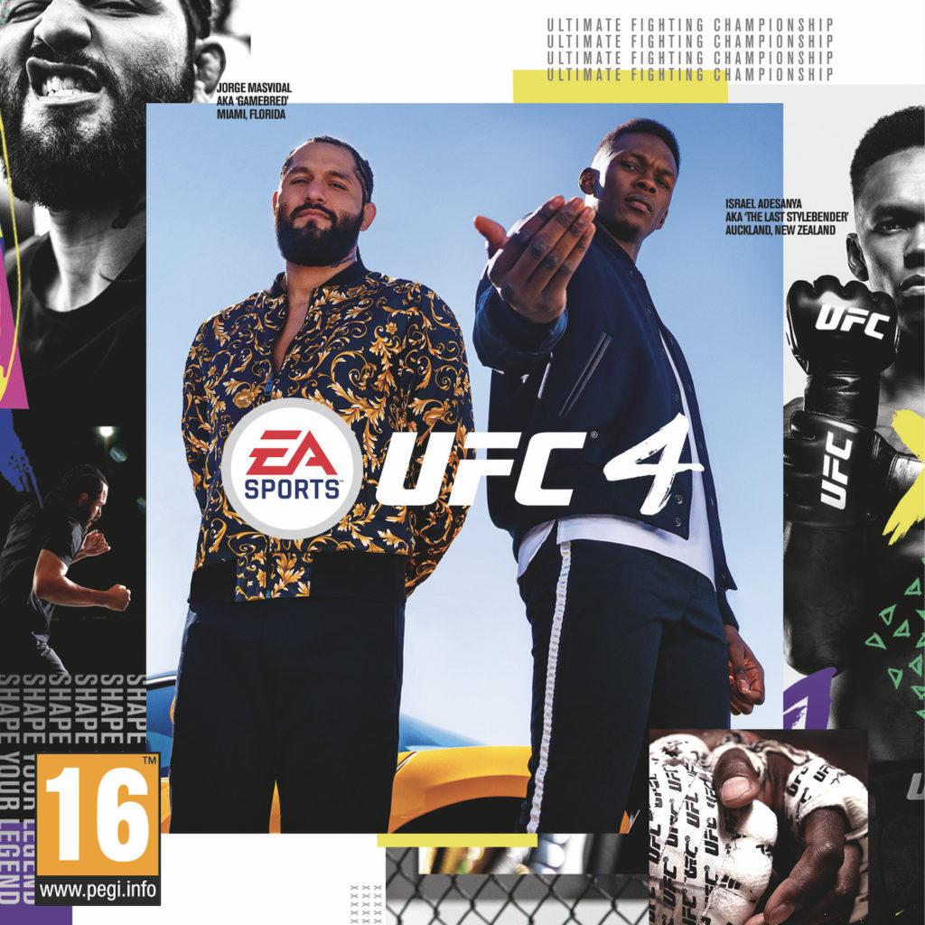 Скачать UFC 4