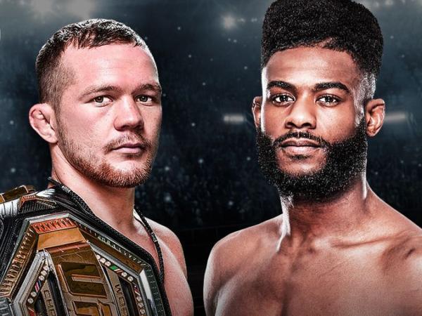 UFC 256: Петр Ян против Алджамейна Стерлинга