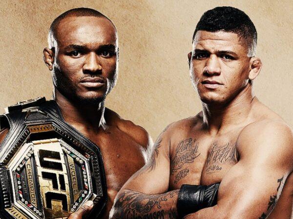 UFC 258: Камару Усман против Гилберта Бернса