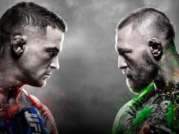 UFC 257: Конор Макгрегор против Дастина Порье