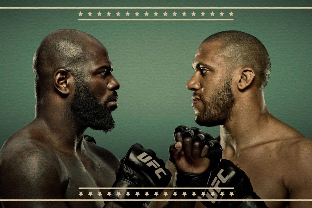 UFC Fight Night 186: Розенстрайк - Гейн